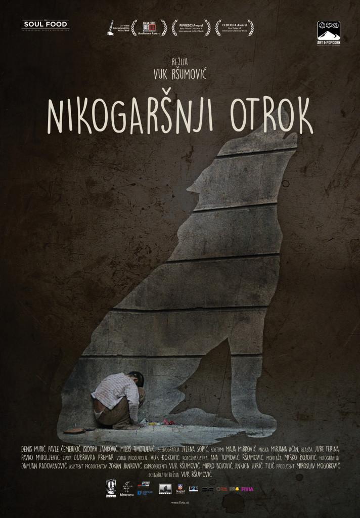 NIKOGAR_plakat