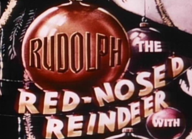 RUDOLPH THE RED-NOSED REINDEER (1948)